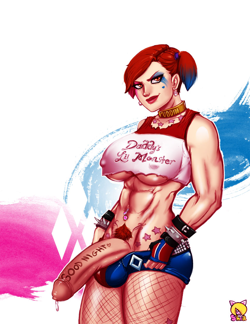 and quinn harley ivy porn comic poison Dragon ball z harem fanfiction