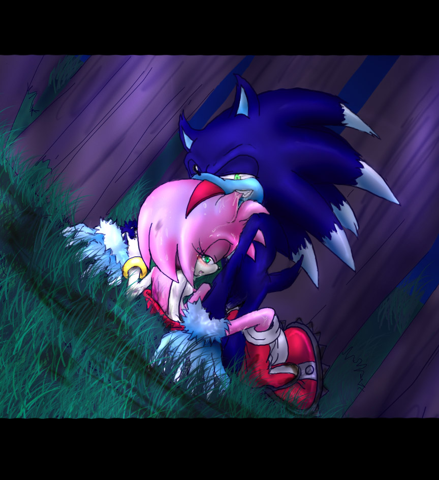 and amy sonic mobius unleashed Furry cock and ball torture