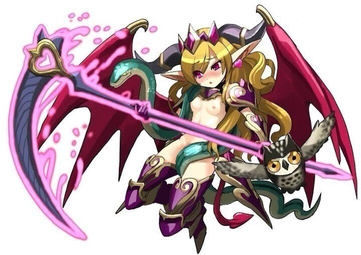 puzzles dragons and Teen titans starfire