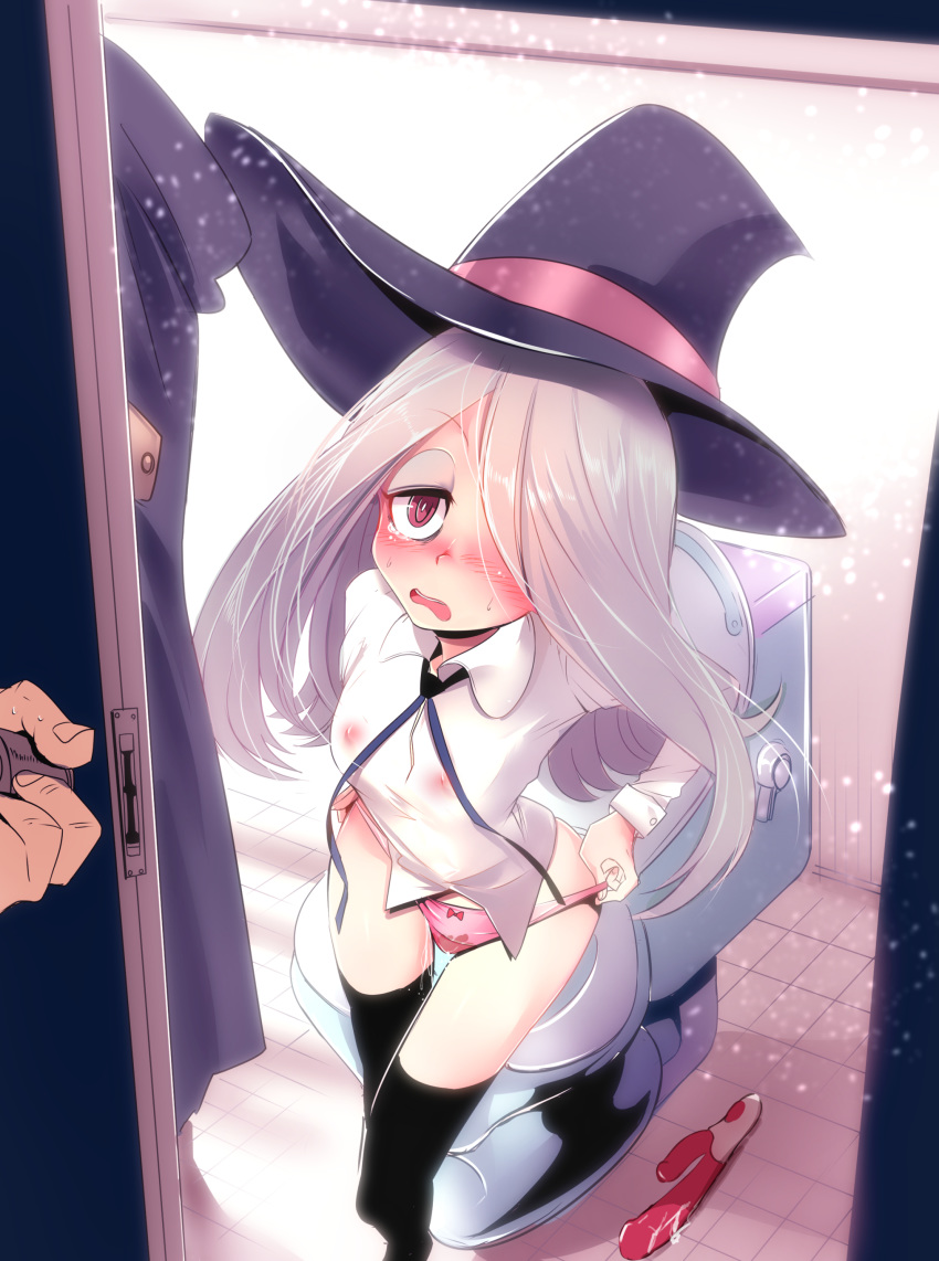 little witch academia hentai sucy Boris x alice bendy and the ink machine