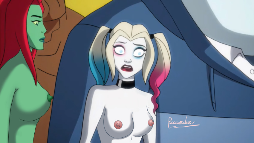 ivy comic harley and quinn porn poison Boomer from left for dead