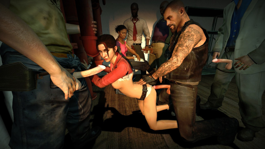 4 left dead nude mods What is panty and stocking