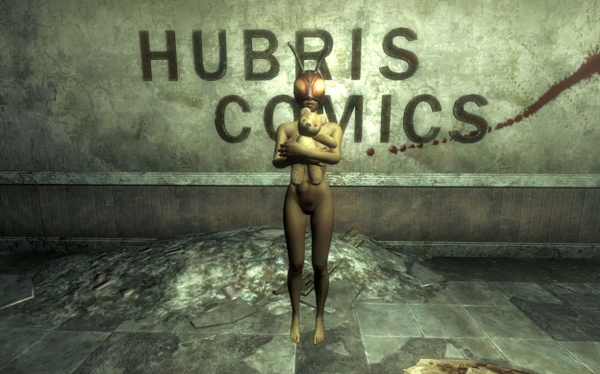 nude glorious 4 female mod fallout Face down ass up goofy