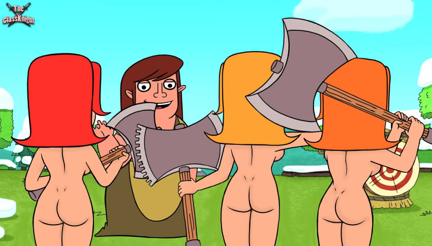 nude clash clans of valkyrie Steven universe pictures of garnet